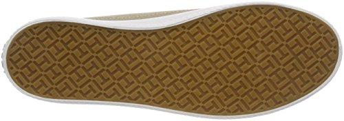 sand 102 Hilfiger Beige Sneaker Glitter Textile Flatform Femme Sneakers Basses Tommy FnpvxWfp