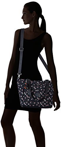 Kipling Small S Shopper Womens Multicolour Tote Flower New rnwATYqr