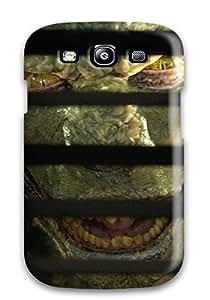 Galaxy S3 LMuSceY123DfFHz Lizard In Amazing Spider Man Tpu Silicone Gel Case Cover. Fits Galaxy S3