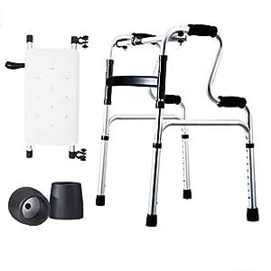 Ancianos, Andador EstáNdar, Asistencia para Caminar Ajustable Y ...