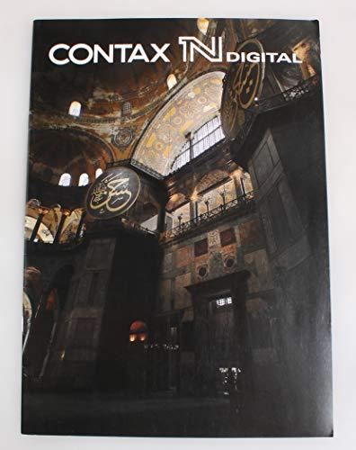 CONTAX N DIGITAL BROCHURE ()