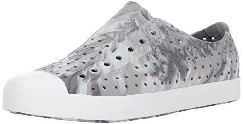 Native-Mens-Jefferson-Marbled-Slip-Fashion-Sneaker