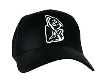 Grim Reaper Crew Death Hat Baseball Cap Alternative Clothing Sons of Anarchy