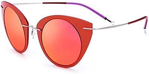 Dama gafas de sol Personalidad Wild Cat Eyes Design Gafas de ...