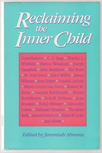 Reclaiming the Inner Child