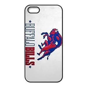 Custom Buffalo Bills NFL Back Cover Case for iphone 5,5S JN5S-1806