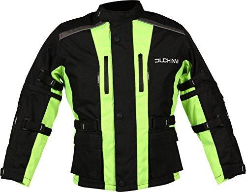 Motorcycle Jacket Yellow - 9