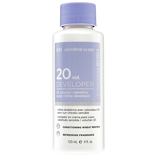 Ion Sensitive Scalp 20 Volume Creme Developer (Creme Scalp)