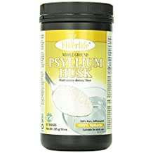 Fiberlife Whole Ground Psyllium Husk, 285gm