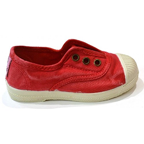 Natural World Damen 102-505 Schuhe Rosso