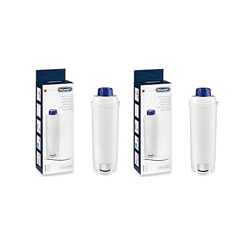DeLonghi 5513292811 Water Filter - (2 Pack) by DeLonghi
