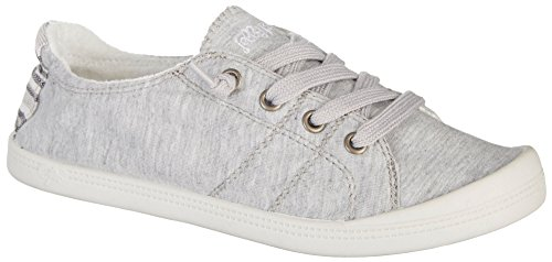 Jellypop Women's Dallas Sneaker, Grey, 7 Medium US - Juniors Casual Shoes