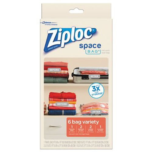 Ziploc Space Variety Pack Count product image
