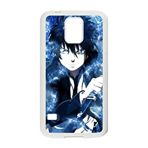 Blue Exorcist Samsung Galaxy S5 Cell Phone Case White gift pp001_9463330