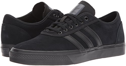 adidas Originals Men's adi-Ease Skate Shoe Black, 4.5 M US by adidas Originals (Image #6)