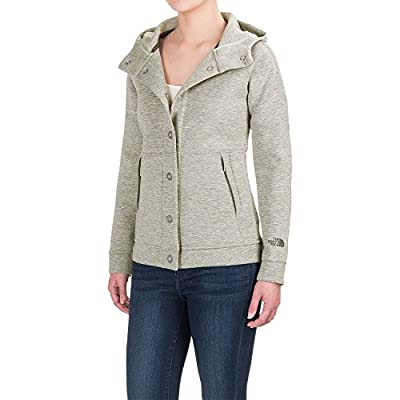 The North Face Women's Thermal 3D Snap Front Hoodie