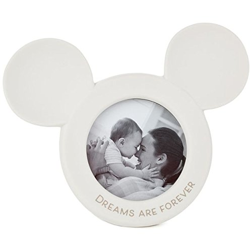 Making Memories Porcelain (Mickey Mouse Porcelain Picture Frame, 2.75