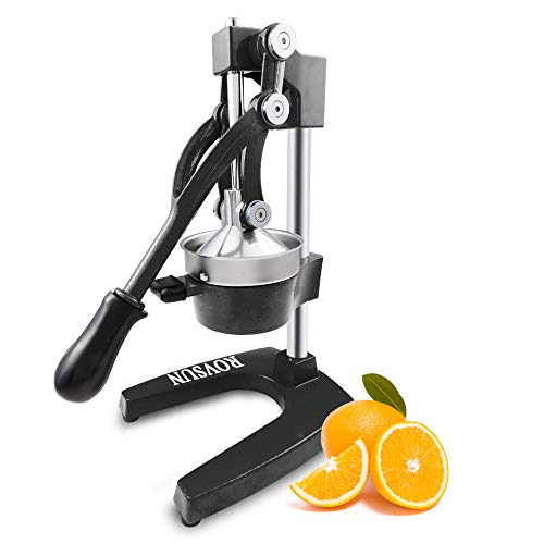 ROVSUN Commercial Grade Citrus Juicer Hand Press Manual