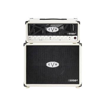 b24c1ca774b EVH 5150 III Mini Stack - Ivory  Amazon.co.uk  Musical Instruments