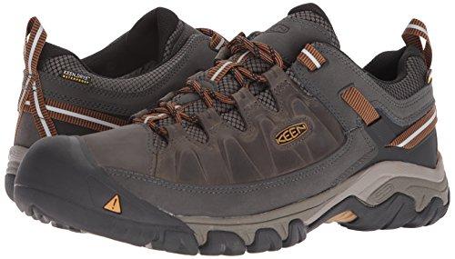black Low Waterproof Zapatos Iii Rise golden Brown Targhee Hombre 0 Para Senderismo Negro De Olive Keen EXgqxPwB