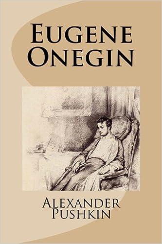 Eugene Onegin: Alexander Pushkin: 9781481242974: Amazon.com: Books