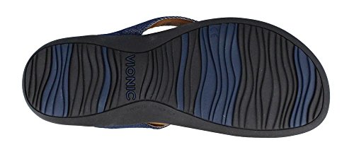 Womens Rest Bella Ii Toepost Sandal Denim Talla 9