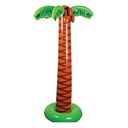 Amazon.com: Palmera inflable – 66 inches inflar Luau ...