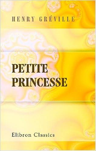 Lire Petite princesse epub, pdf