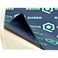 SoundQubed Q-Mat Sound Deadening Mat 40 sqft, Audio Insulation