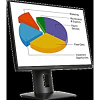 HP K7B99A4 Z24N 24-inch IPS LED Monitor Monitor - 1920 x 1200 - 5M:1 - 8 ms - 16:10 - DVI-D, USB 3.0 - Black (Certified Refurbished)