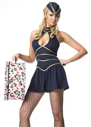 Flight attendant costume sexy
