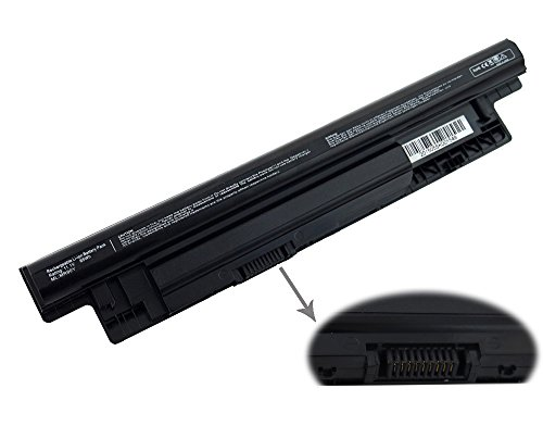 BULL New Laptop Battery for Dell Inspiron 14 (3421), 14R (5421), 14R (5437),15 (3521),15R (5521), 15R (5537), 17 (3721), 17 (3737), 17R (5721), 17R (5737),fit Dell Latitude 3440 3540 (Dell Inspiron 14r Battery compare prices)