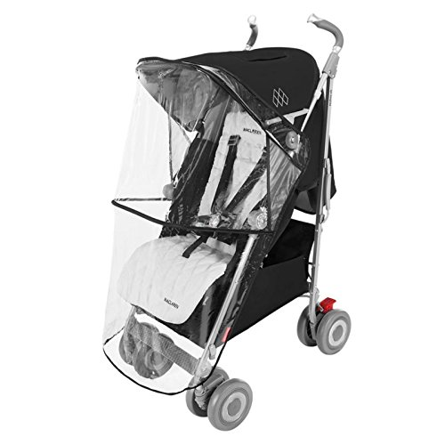 Maclaren Techno XLR Stroller, Black/Silver by Maclaren (Image #7)