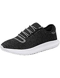 Mens Casual Athletic Sneakers Comfortable Running Shoes Light Tennis Zapatos Footwear for Men Walking Workout