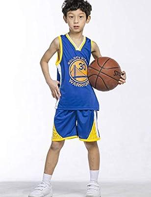Camisetas de Baloncesto para niño y niña, Stephen Curry #30 ...