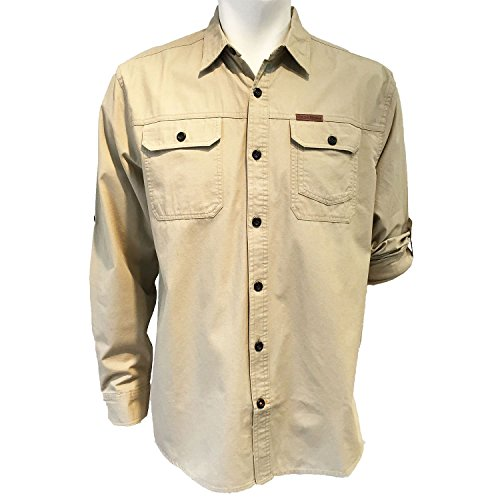 field-stream-original-outfitters-brushed-poplin-long-roll-up-sleeves-shirt-xx-large-mountain-khaki