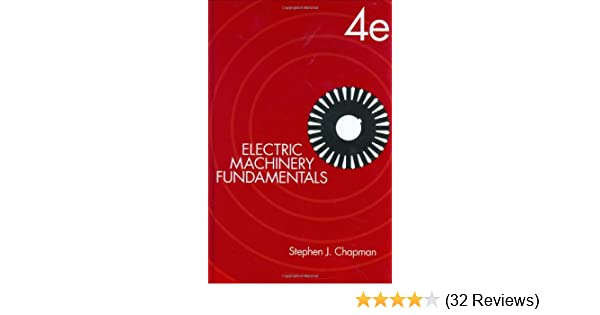 Electric Machinery Fundamentals 5th Edition Solution Manual Pdf