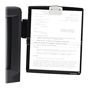 Amazon Com 3m Monitor Mount Document Holder Dh440mb