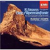 R.シュトラウス:アルプス交響曲、交響詩「ティル・オイレンシュピーゲルの愉快ないたずら」