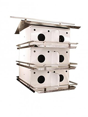 Birds Choice PMC12ASSEM Coates Original Purple Martin Hou...