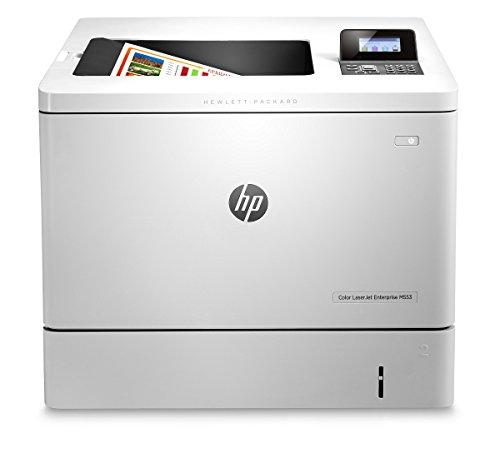 HP Laserjet M553n Laser Printer - Color - 1200 x 1200 dpi Print - Plain Paper Print - Desktop B5L24A#BGJ