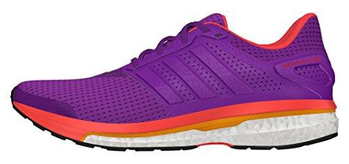 adidas supernova glide 8 w - Zapatillas de Entrenamiento Mujer Morado (Pursho / Pursho / Rojsol)
