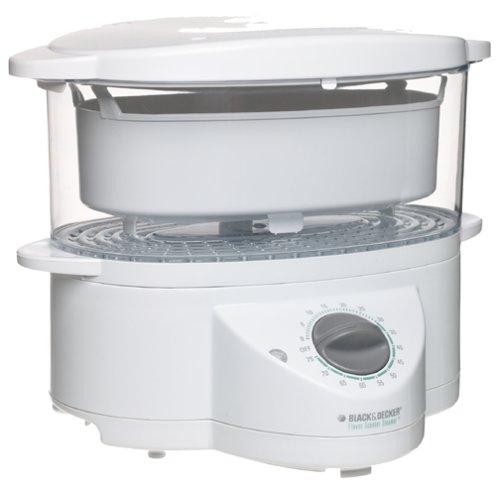 (Black & Decker HS2000 Flavor Scenter Steamer and Rice Cooker)