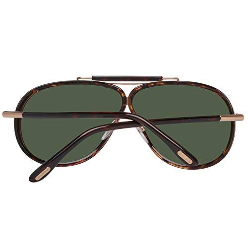 64bfcd5e04 Tom Ford FT0509 Cedric Pilot Sunglasses TF509 65 mm