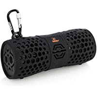 Yatra Aquatune 12610 - Portable Waterproof Rugged Wireless Bluetooth Speaker (Black)