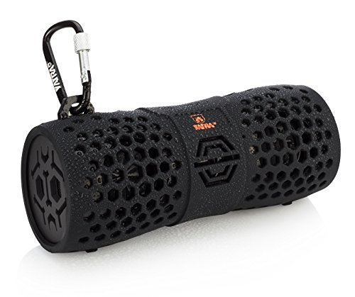 Yatra Aquatune 9612 – Portable Waterproof Rugged Wireless Bluetooth Speaker (Black)