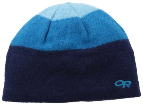 Outdoor Research Women's Gradient Beanie, Abyss/Alpine Lake, (Outdoor Research Wool Beanie)