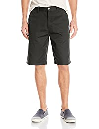 Volcom Men's Frickin Chino Short, Black, 32