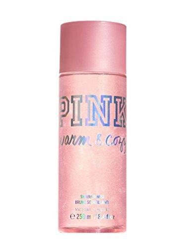 - Victoria's Secret PINK Warm & Cozy SHIMMER Mist 250ml 8.4 oz by Victoria's Secret