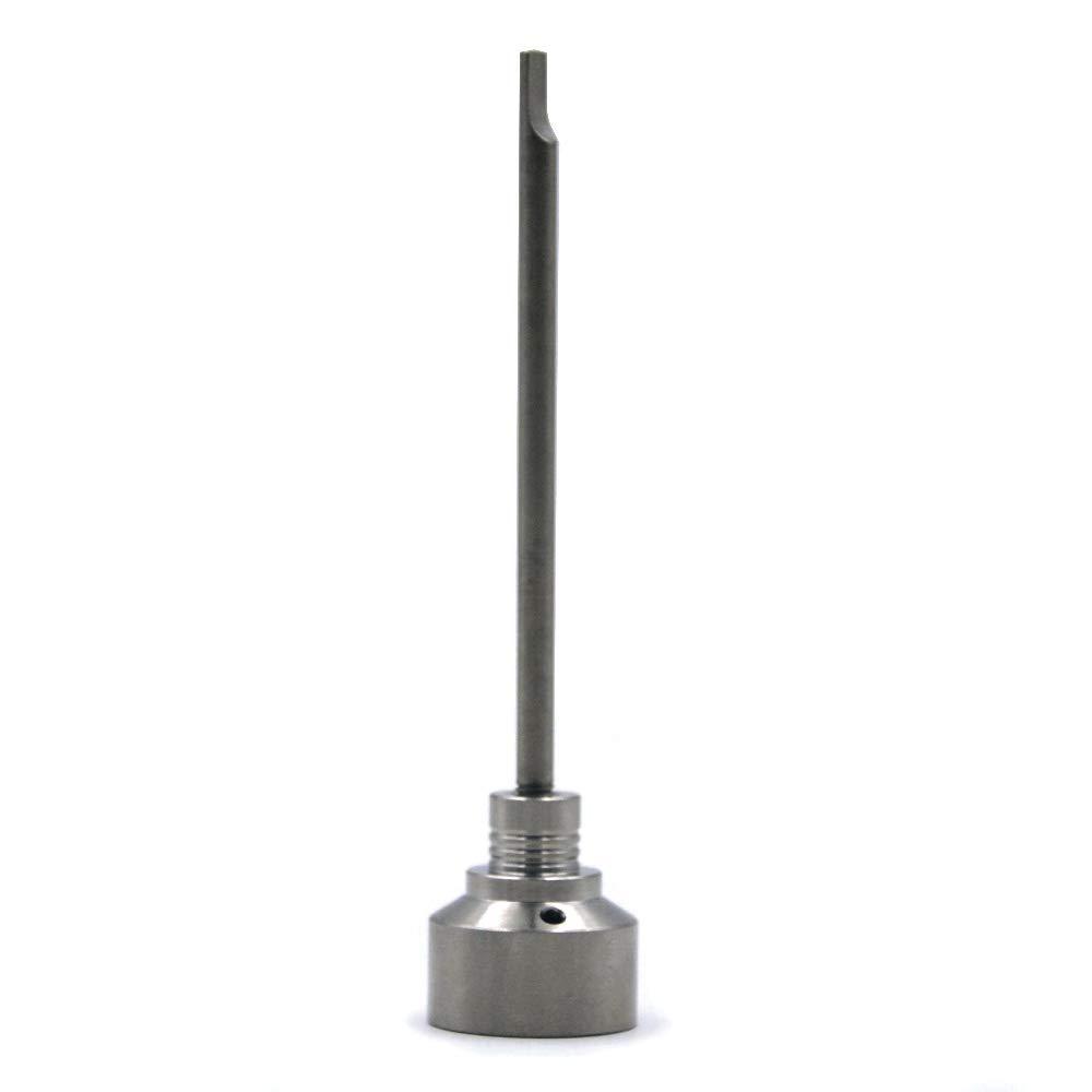 Titanium Nail Carb Cap Wax Tool for 10mm, 14mm & 18mm Nails